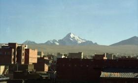 Bolivia 1995 – Huayna Potosi & Illimani